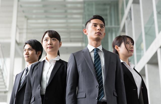 ビジネスチーム